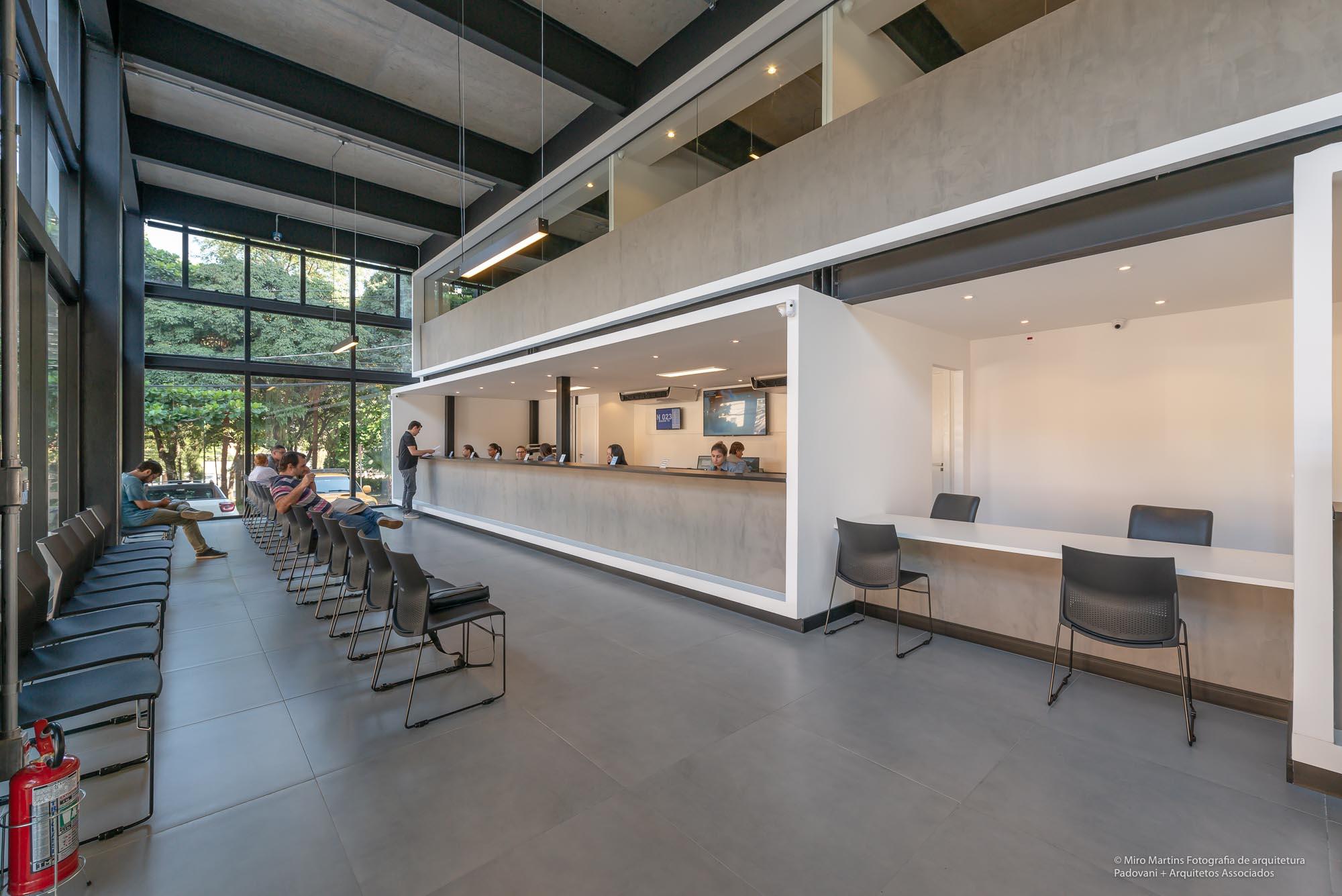 Padovani + arquitetos associados